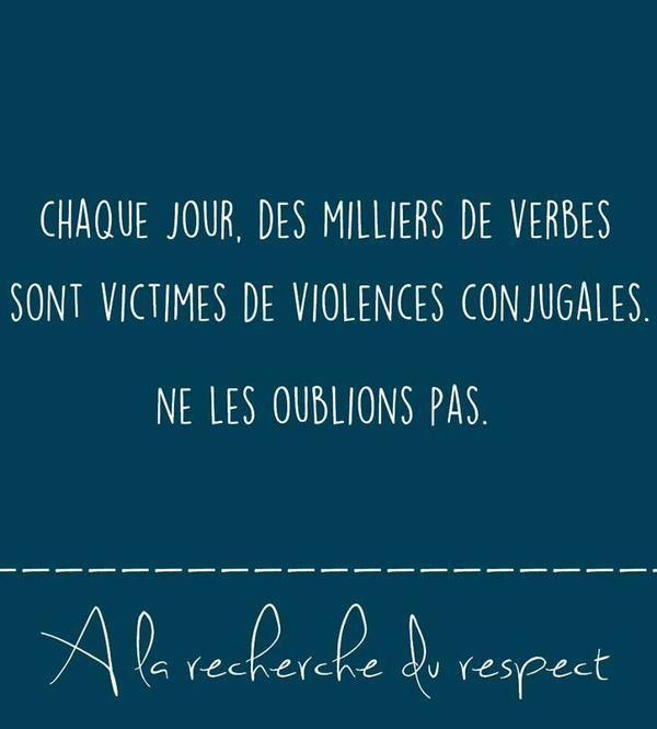 A l'attention de la plus grande victime des insultes sur les réseaux sociaux : la langue française.