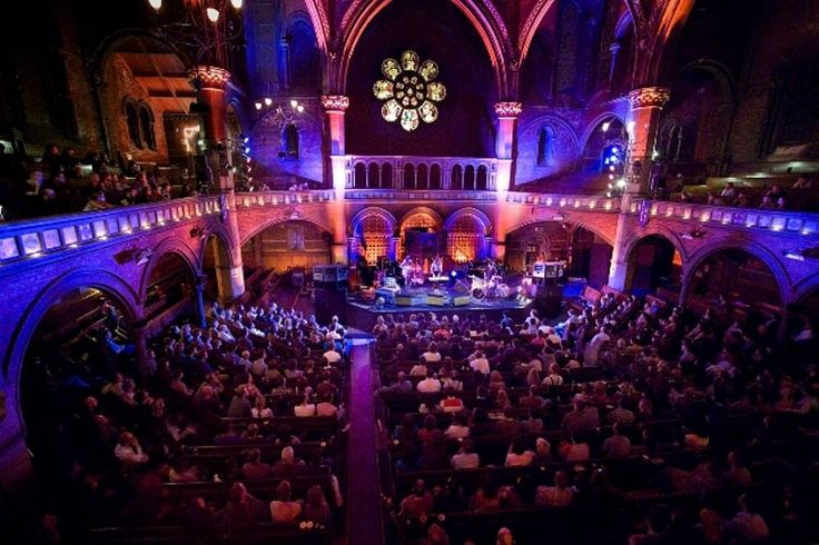 Our favourite gig venue in town. The devil might have all the best tunes, but the Union Chapel is proof that him downstairs knows bugger-all about architecture. See what's coming up next here: http://www.timeout.com/london/music-nightlife/union-chapel