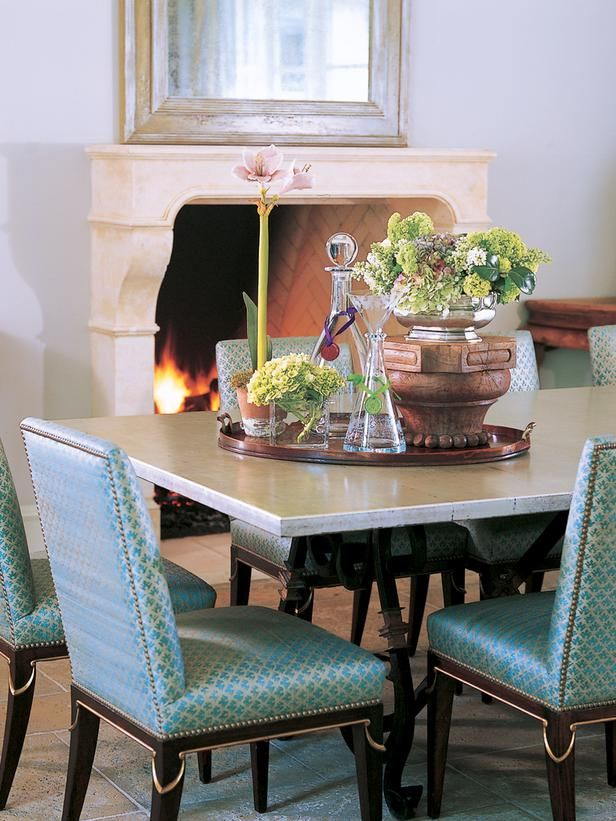 Charles Faudree Interiors |  Ci_charles Faudree Interiors_pg_130_dining Room_table_v_lg Part 98