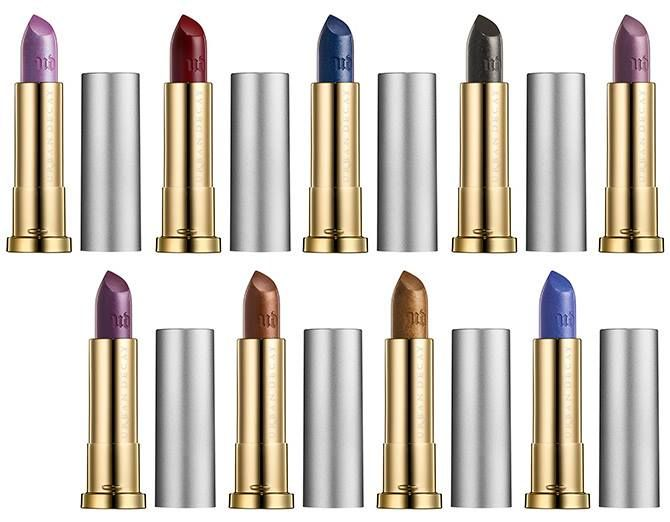 Urban Decay Holiday 2016 Collection Arrives! | XX Vintage Vice Lipstick – Limited Edition – $17.00
