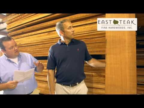 African Mahogany lumber is popular for use in flooring, furniture and cabinetwork. African Mahogany Lumber is beautiful and works well.