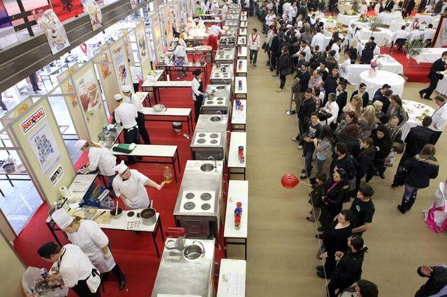 9ος Διεθνής Διαγωνισμός Μαγειρικής της Νότιας Ευρώπης