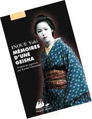 Mémoires d'une geisha de INOUE Yuki