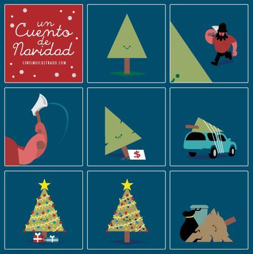 Un rápido cuento de Navidad - gracias @Pao Luttmann  x compartirlo ;)