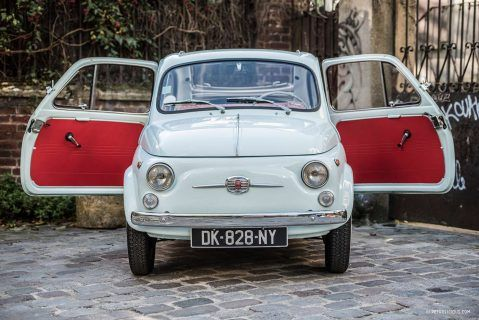 The Fiat 500, produced from 1957 to 1975, brought a homely simplicity and uncomplicated mechanical makeup to its task of putting Italians on the road.