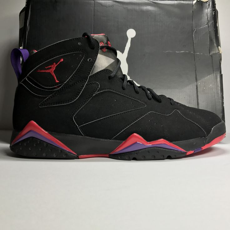 Nike Air Jordan Retro 7 VII Raptor Size 13