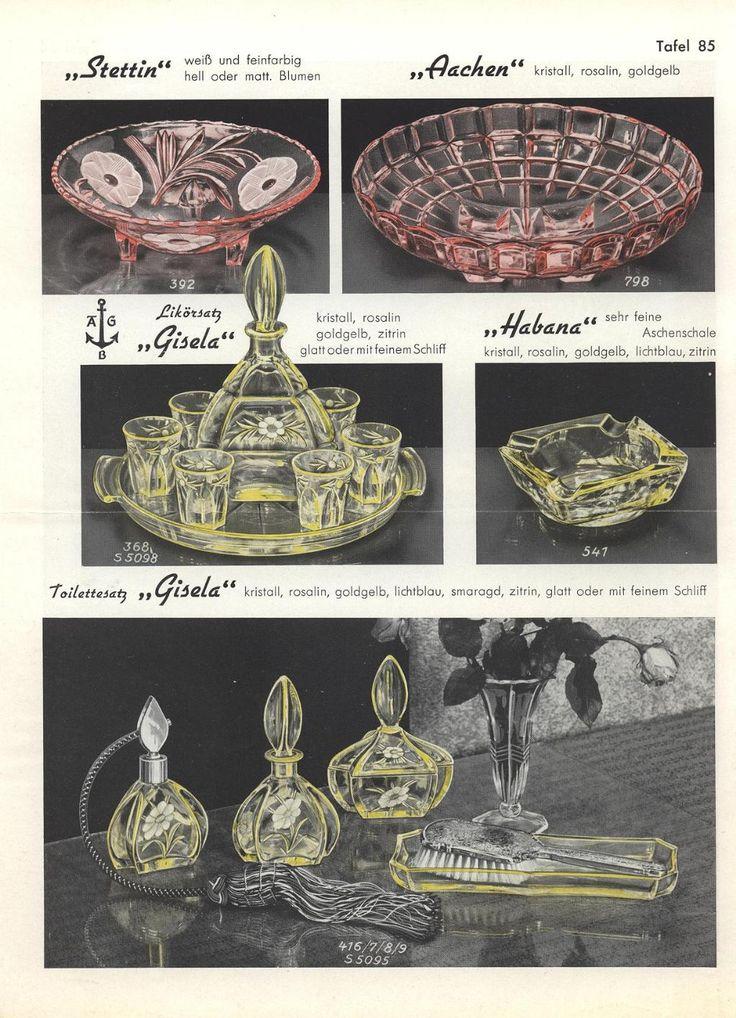 """Ankerglas 1937/38"""