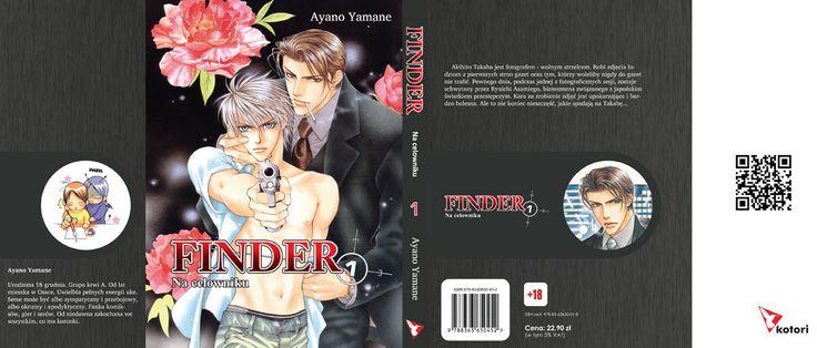 Finder #1 premiera 24 kwietnia 2015.