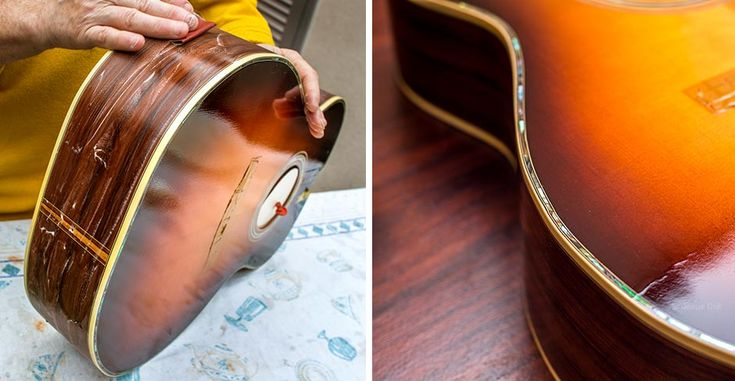 Construcción Guitarra Acústica  000-OM