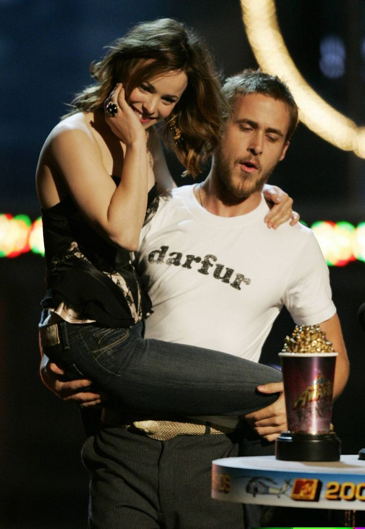 Ryan Gosling Rachel McAdams