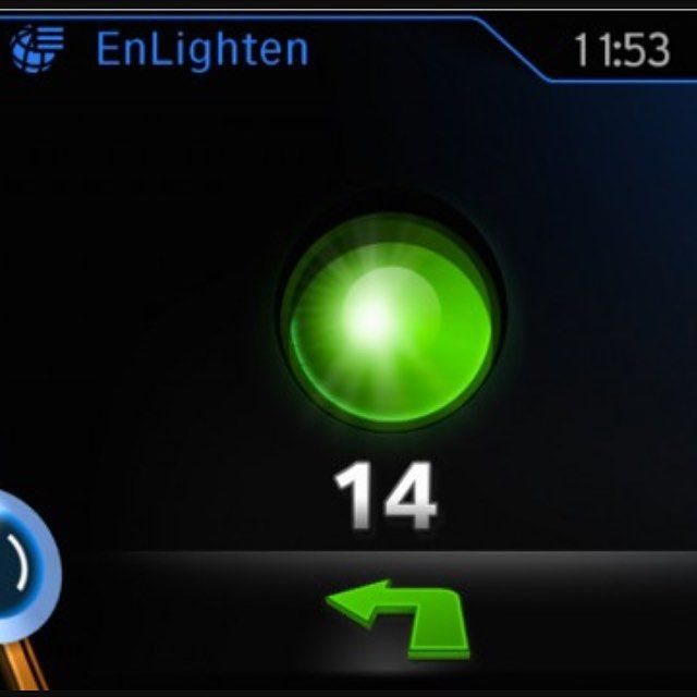 Have you ever rushed through a red light that suddenly came on? With #EnLightenApp from #ConnectedSignals you'll know beforehand when lights are about to change. Currently working on BMWs with #ConnectedDrive. Available for #iOS and #Android. #Applications #Apps #vehicles #roadsafety #drivesafe #redlight #savefuel #tech #technology #BMW #Australia #NewZealand #PaloAlto #LasVegas #Utah #Odgen #Portland #viatec Viatec.do