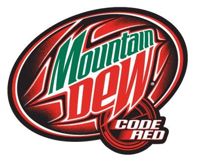 Mountain dew code red mountain dew mountains and soft drink - Diet mountain dew wallpaper ...