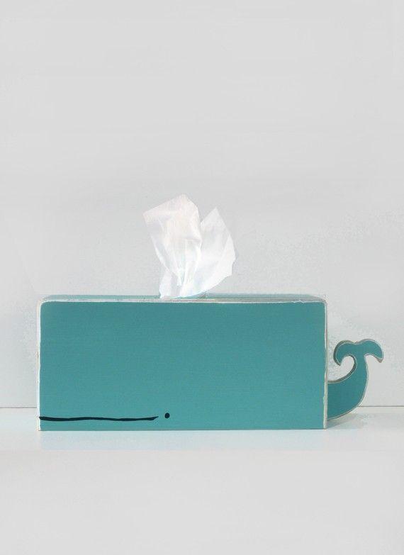 Ballenita dispensador de pañuelos de papel