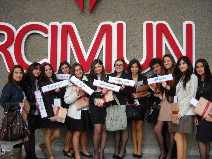 MUN (Model United Nations) Kulübü
