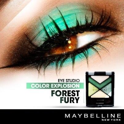 ¿Colores vivos para maquillarte? ¡Inténtalo!