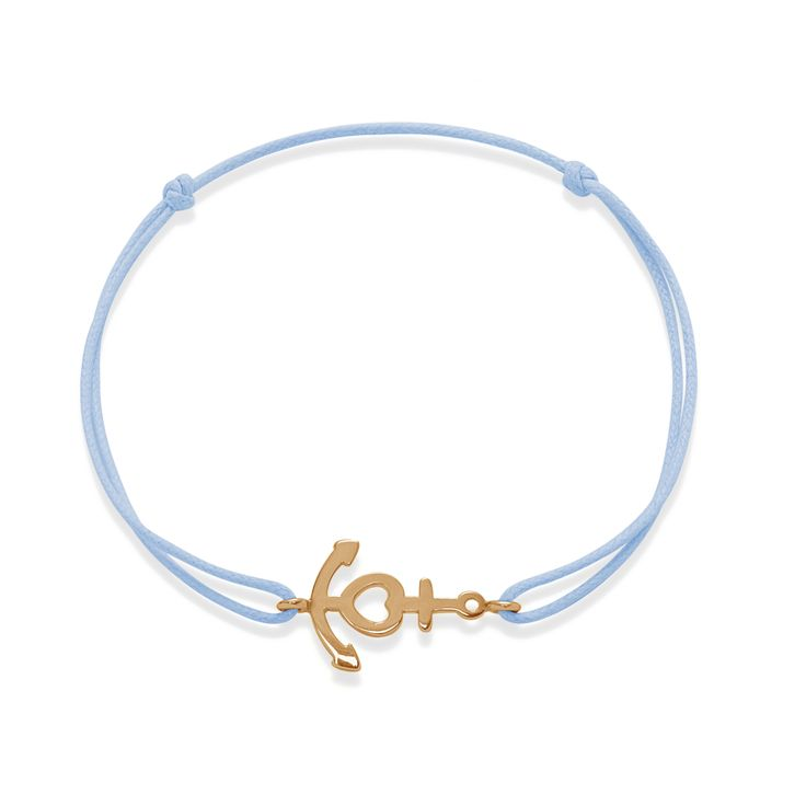 The anchor symbolizes love, hope, faith, safety and serenity. It also refers to a marine theme, to the sea, the warm wind and the beach! #lilou #bracelet #anchor #summer #faith #hope #beach #sea