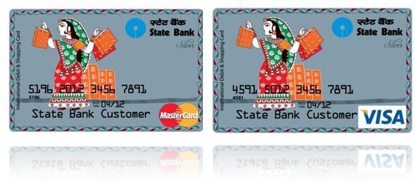 State Bank Silver International Debit CardIMG