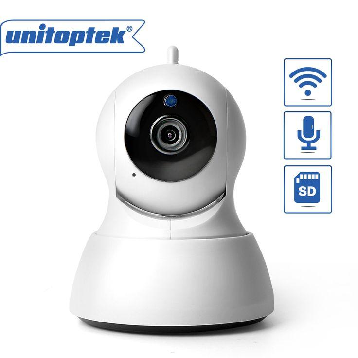 HD 720 P 1.0MP PTZ Wifi Cámara IP de Visión Nocturna de Seguridad Dos modo de Audio Baby Monitor CCTV de Vigilancia IP Cámara Inalámbrica APP iCSee