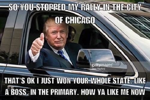 Chicago has always been crooked, back to Tammany Hall, through JFK and Mayor Daly. Remember Acorn and OBAMA?  Clean it up TRUMP.