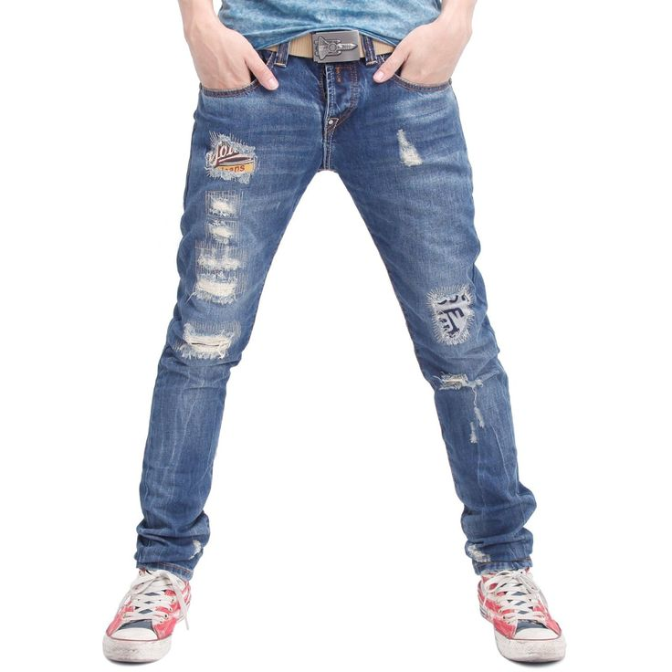 11 best images about Jeans on Pinterest | Distressed jeans, Torn ...