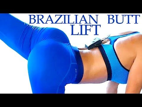 20 Minute Butt Lift Workout for Beginners: Tone & Shape Glutes Exercise Routine at Home - YouTube