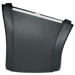 Papillon L En præsentabel håndtaske med god plads til lidt af hvert.  Ensfarvet eller i en kombination med sort og én af de andre standardfarver - sort, rød, vinrød, kastanje, mørkegrå eller sten.
