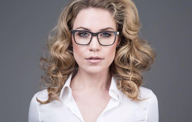"""""""Singer-songwriter Anna David wearing #FLEYE Luan #carbonfiber #eyewear #glasses #danishdesign Photo: Anja Ekstrøm"""""""
