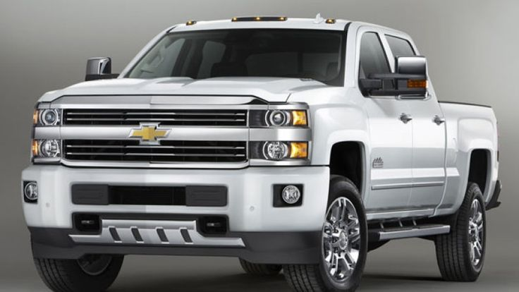 Chevy rolls out Silverado HD High Country - Autoblog