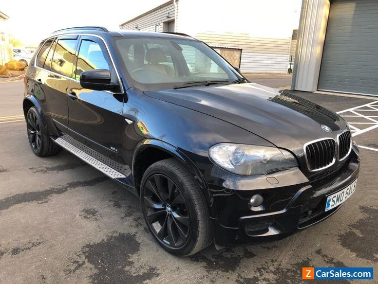 Car For Sale 2008 Bmw X5 E70 4 8 Litre Sports V8 One Owner Log