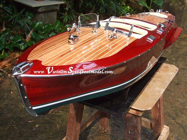 wooden speed boat - Google Search Nate's wooden speedboat