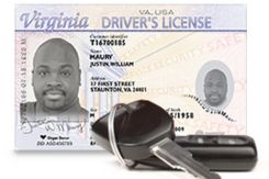 Virginia To Use DMV Records To Compile Electronic Identity Database
