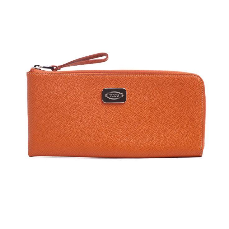 Tod's Women's Wallet, Brick