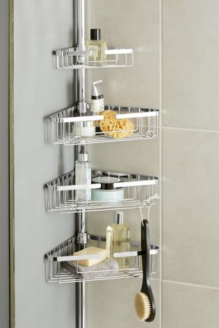 With Our Contemporary Extending Bathroom Caddy, Youu0027ll No Longer Have To  Throw Your