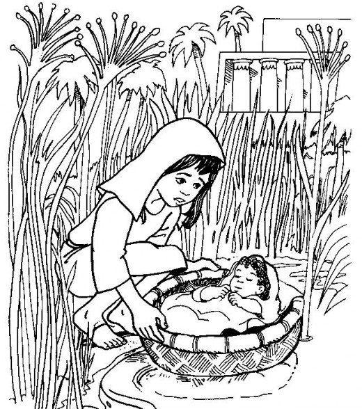 библейские истории с картинками довольно