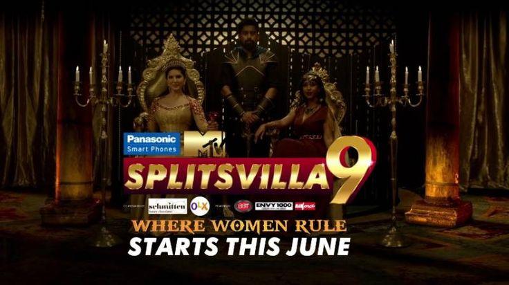 MTV Splitsvilla Season 9 June 2016, MTV Splitsvilla Season 9 Contestants, MTV Splitsvilla Season 9 Participants, MTV Splitsvilla Season 9 Sunny Leone