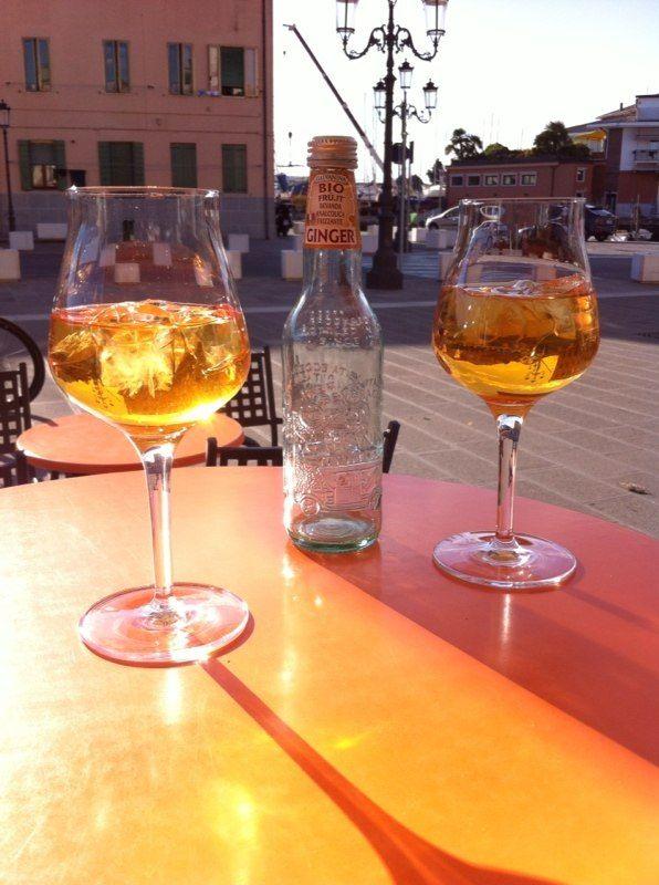Gingerino en Chioggia - Venecia - Italia
