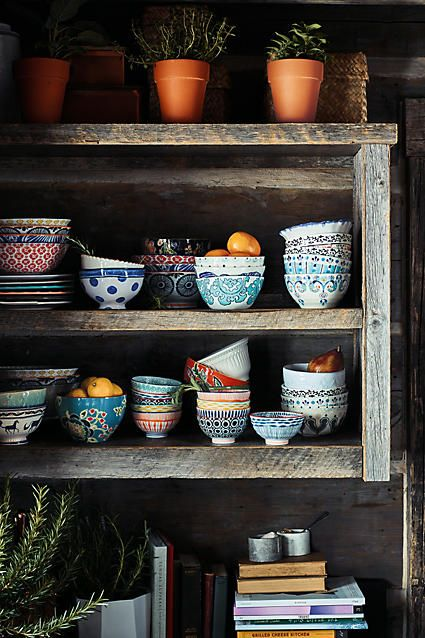 Assorted Inside Out Nut Bowl Set - anthropologie.com