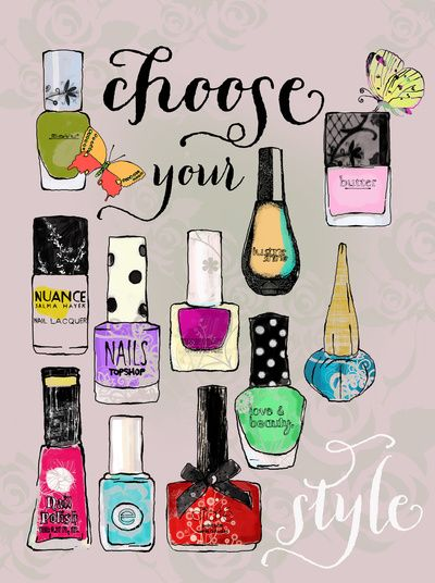 choose your style. :: elisandra