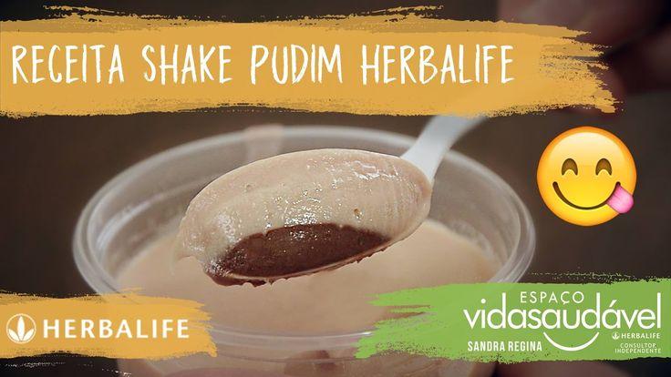 Shake Pudim Herbalife - #EVSSandraRegina - Blumenau/SC