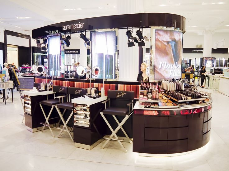 88 best cosmetics images on pinterest cosmetic company for Retail design companies london