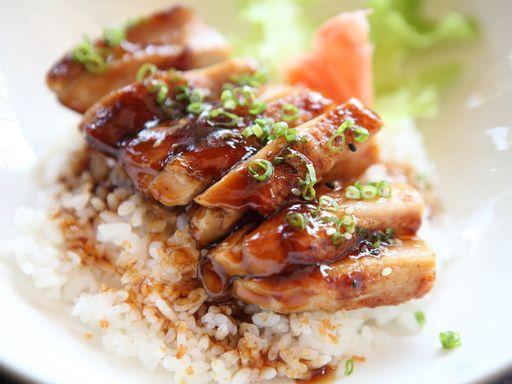 Le poulet teriyaki, un plat sucré-salé qui saura ravir vos papilles ! #asian #food #yummy