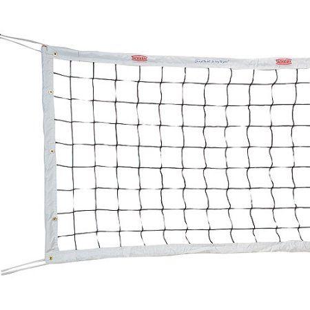 Tachikara PV-NET Professional Volleyball Net, White