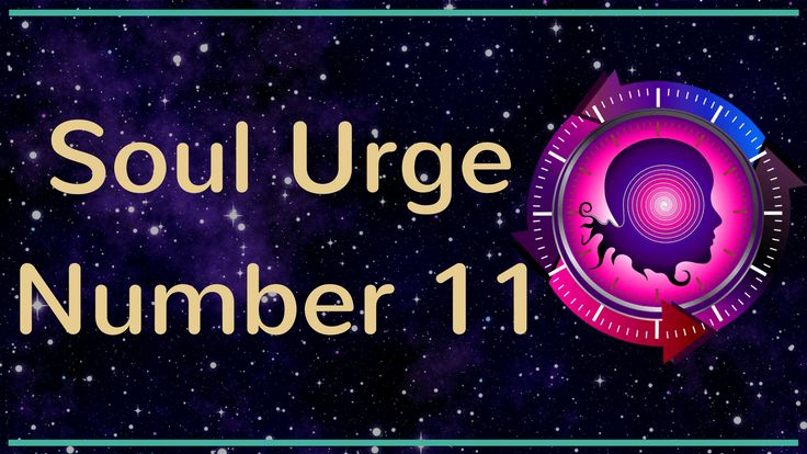 The Soul Urge Numbers 1- 9 | Numerology Master Number