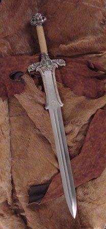 Albion Conan the Barbarian - Atlantean Sword