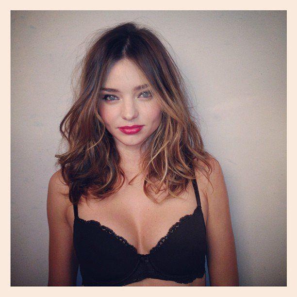 Celebrity Twitter Pictures of Miranda Kerr, Reece Mastin, Nicolemiranda kerr hair colour 2014 | Fashion and Style Trends