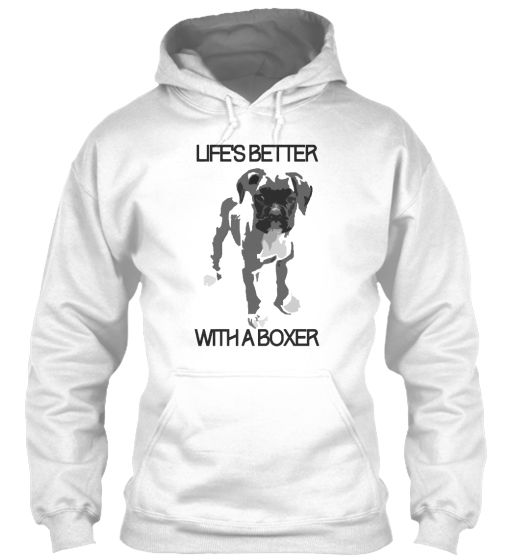 Life's Better with a Boxer