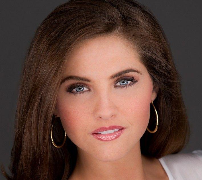 Georgia Frazier, Miss Oklahoma 2015-Alpha Chi Omega