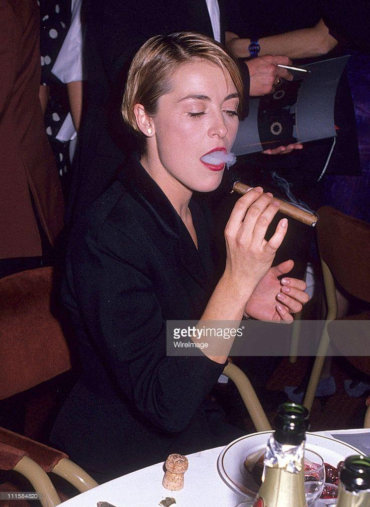 Amanda Donohoe during Amanda Donohoe Sighting in London - 1990s in London, Great Britain.
