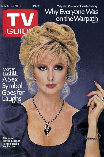 May 19,1984 Morgan Fairchild