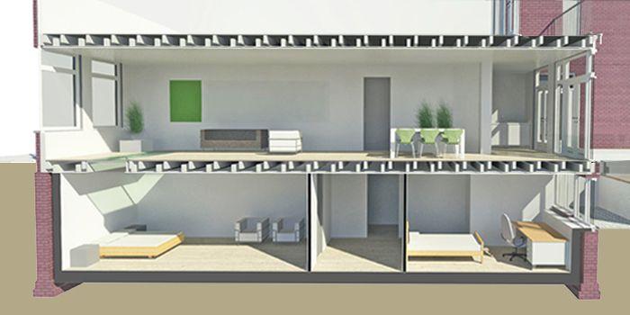 Kelder ipv tweede verdieping. Prijstechnisch beter dan zolderverdieping n of niet? Levert meer efficiënte ruimte op voor kantoor/logeerkamer en chillroom. Graag ook eens naar kijken?